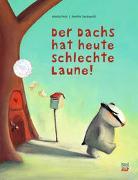 Cover-Bild zu Petz, Moritz: Der Dachs hat heute schlechte Laune
