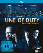 Cover-Bild zu Mercurio, Jed: Line of Duty - Cops unter Verdacht