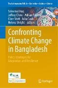 Cover-Bild zu Huq, Saleemul (Hrsg.): Confronting Climate Change in Bangladesh