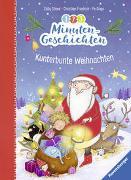 Cover-Bild zu Stronk, Cally: 1-2-3 Minutengeschichten: Kunterbunte Weihnachten