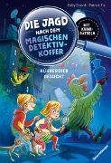 Cover-Bild zu Stronk, Cally: Die Jagd nach dem magischen Detektivkoffer, Band 3: Hühnerdieb gesucht!