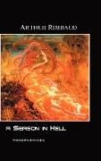 Cover-Bild zu Rimbaud, Arthur: A Season in Hell