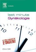 Cover-Bild zu Last Minute Gynäkologie (eBook) von Goerke, Kai