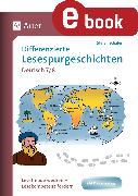 Cover-Bild zu Differenzierte Lesespurgeschichten Deutsch 7-8 (eBook) von Schäfer, Stefan