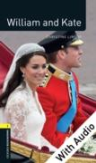 Cover-Bild zu William and Kate - With Audio Level 1 Factfiles Oxford Bookworms Library (eBook) von Lindop, Christine