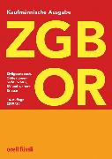 Cover-Bild zu ZGB/OR Kaufmännische Ausgabe