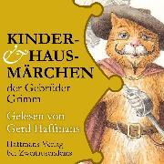Cover-Bild zu Kinder- & Hausmärchen der Gebrüder Grimm (Audio Download) von Grimm, Gebrüder