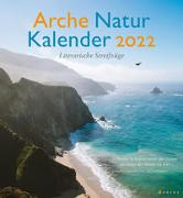 Cover-Bild zu Lubkowitz, Anneke (Hrsg.): Arche Natur Kalender 2022