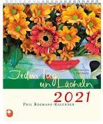 Cover-Bild zu Jeden Tag ein Lächeln 2021 von Sander, Ulrich (Hrsg.)