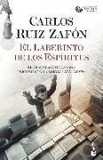 Cover-Bild zu El laberinto de los espiritus