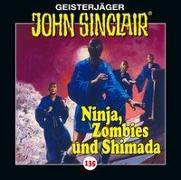 Cover-Bild zu John Sinclair - Folge 135