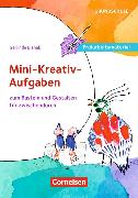 Cover-Bild zu Freiarbeitsmaterial für die Grundschule - Kunst 3/4. Mini-kreativ-Aufgaben zum Basteln und Gestalten für zwischendurch. Kunstkartei für die Freiarbeit von Blahak, Gerlinde