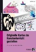 Cover-Bild zu Originelle Karten im Kunstunterricht gestalten (eBook) von Blahak, Gerlinde
