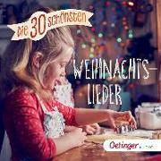 Cover-Bild zu Die 30 schönsten Weihnachtslieder