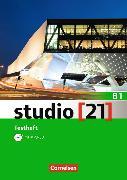 Cover-Bild zu studio 21 B1. Gesamtband. Testheft mit MP3-CD von Funk, Maria