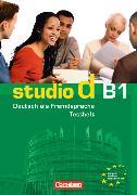 Cover-Bild zu studio d B1. Gesamtband. Testheft von Pistorius, Hannelore