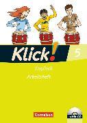 Cover-Bild zu Klick! Englisch 5. Schuljahr. Arbeitsheft mit Hör-CD von Baumgartner, Susanne