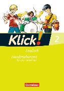 Cover-Bild zu Klick! Englisch 2. Handreichungen für den Unterricht von Backhaus, Angela