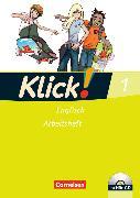 Cover-Bild zu Klick! Englisch 1. Arbeitsheft von Backhaus, Angela