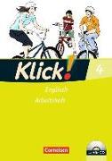 Cover-Bild zu Klick! Englisch 4. Arbeitsheft von Baumgartner, Susanne