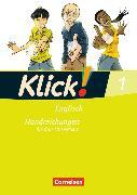 Cover-Bild zu Klick! Englisch 1. Handreichungen für den Unterricht von Backhaus, Angela