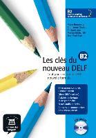 Cover-Bild zu Bretonnier, Marie: Les clés du nouveau DELF B2