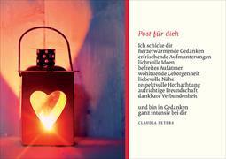 Cover-Bild zu Eschbacher Grußkarte Herzlaterne