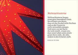 Cover-Bild zu Eschbacher Grußkarte Sternenfunkeln