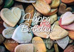 Cover-Bild zu Happy Birthday! Es zählt nicht, wie alt Du bist, sondern, wie reich Dein Herz ist