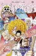 Cover-Bild zu One Piece, Band 80 von Oda, Eiichiro