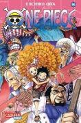 Cover-Bild zu One Piece 96 von Oda, Eiichiro