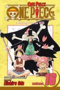 Cover-Bild zu One Piece, Vol. 16 von Oda, Eiichiro