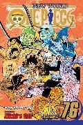 Cover-Bild zu One Piece, Vol. 76 von Oda, Eiichiro