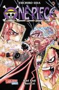 Cover-Bild zu One Piece 89 von Oda, Eiichiro
