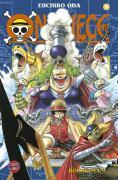 Cover-Bild zu One Piece, Band 38 von Oda, Eiichiro