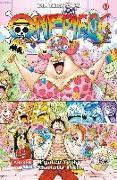 Cover-Bild zu One Piece 83 von Oda, Eiichiro