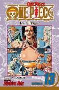 Cover-Bild zu One Piece, Vol. 13 von Oda, Eiichiro