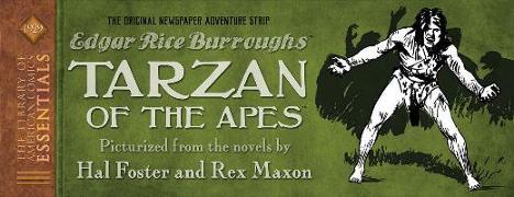Cover-Bild zu Foster, Hal: LOAC Essentials Volume 7: Tarzan The Original Dailies