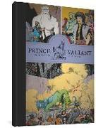 Cover-Bild zu Hal Foster: Prince Valiant Vol. 13