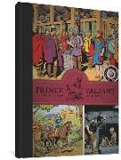 Cover-Bild zu Hal Foster: Prince Valiant Vol. 15: 1965-1966
