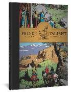 Cover-Bild zu Hal Foster: Prince Valiant Vol. 18