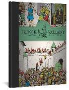 Cover-Bild zu Hal Foster: Prince Valiant Vol. 19 1973-1974