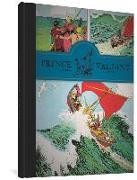 Cover-Bild zu Hal Foster: Prince Valiant Volume 4 HC