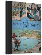 Cover-Bild zu Hal Foster: Prince Valiant Vol. 10