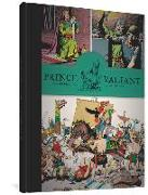 Cover-Bild zu Hal Foster: Prince Valiant Vol. 12