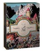 Cover-Bild zu Hal Foster: Prince Valiant Vols. 4-6 Gift Box Set