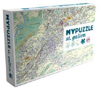 Cover-Bild zu MYPUZZLE St. Gallen