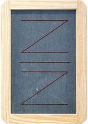 Cover-Bild zu Jasstafel klein Z/Z. 120 x 190 mm