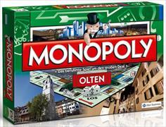 Cover-Bild zu Monopoly Olten