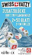 Cover-Bild zu Swiss Yatzy Zusatzblöcke 2x50 Blatt